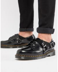 Dr. Martens - Fulmar Shoes In Black - Lyst