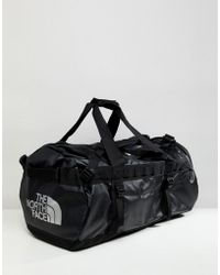 The North Face Base Camp Duffel Bag Medium 71 Litres In Black