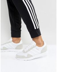 adidas Originals - Haven Sneakers In White By9718 - Lyst