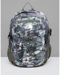 The North Face - Borealis Classic Backpack 29 Litres In Tropical Camo/green - Lyst