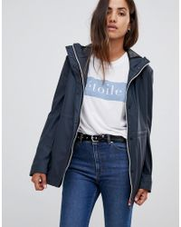 HUNTER - Trench lger caoutchout - Lyst