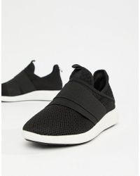 ALDO - Knitted Runner Trainers - Lyst