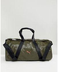 PUMA - Combat Sports Bag - Lyst