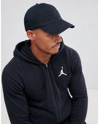 Nike - Nike H86 Jumpan Cap In Black Ar2117-010 - Lyst