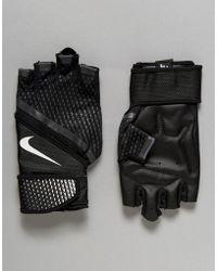 Nike - Destroyer Gloves In Black Lg.b4-031 - Lyst