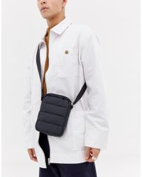 Weekday - Piff Crossbody Bag In Yellow Check - Lyst