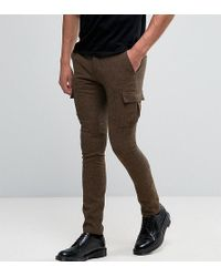 Heart & Dagger - Pant With Cargo Pockets - Lyst