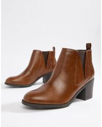 Office - Heeled Chelsea Boots - Lyst