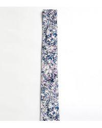 Moss Bros - Moss London Tie With Splatter Design - Lyst