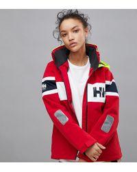 Helly Hansen - Salt Flag Jacket In Red - Lyst