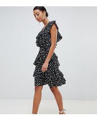 Y.A.S - Sadotta Mini Dress - Lyst