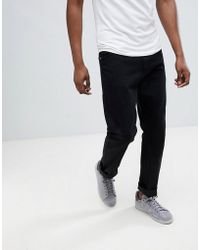 Just Junkies - 90's Fit Black Jeans - Lyst