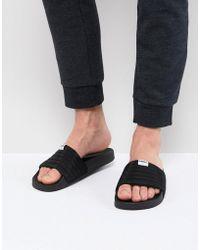 Slydes - West Quilted Slider Flip Flops - Lyst