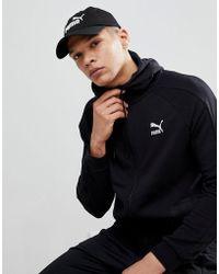 PUMA - Essentials Cap In Black 05291909 - Lyst