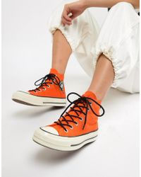 Converse - Baskets montantes impermables - Lyst