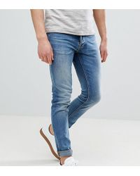 Nudie Jeans - Co Tilted Tor Jeans True Cold Blue - Lyst