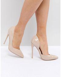 Public Desire - Sachi Court Shoes - Lyst