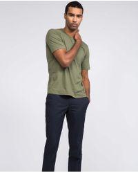 Aspesi - Cotton T-shirt Mod.3107 - Lyst