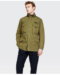 Aspesi - Jacket M65 Original - Lyst