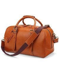 Aspinal - The Small Harrison Weekender Travel Bag - Lyst