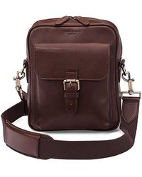 Aspinal - Harrison Small Messenger - Lyst