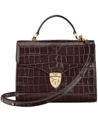 Aspinal of London - Mayfair Crossbody Bag - Lyst