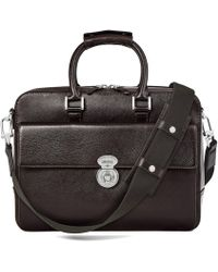 Aspinal - The Aerodrome Business Bag - Lyst