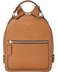 Aspinal - Small Mount Street Backpack - Lyst