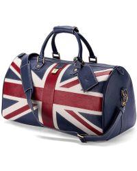 Aspinal - Brit Travel Bag - Lyst