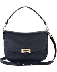Aspinal - Saddle Large Bag - Lyst