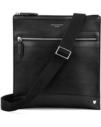 Aspinal - The Anderson Small Messenger Bag - Lyst