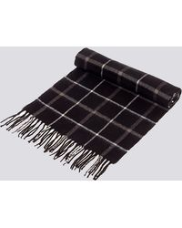 Assembly - Cashmere Scarf - Plaid - Lyst