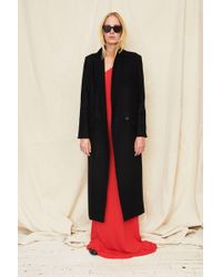 Assembly - Wool Long Coat - Lyst