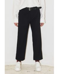 Assembly - Cotton Tux Pant - Lyst