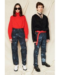 Assembly - Tie Dye Utility Pant - Lyst