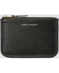 Comme des Garçons - Leather Sa8100 Zip Pouch - Colour Inside - Lyst