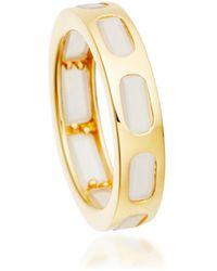 Astley Clarke - Moonstone Prismic Slice Ring - Lyst