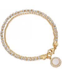 Astley Clarke - Luna Mother Of Pearl Biography Bracelet - Lyst