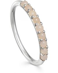Astley Clarke - Pink Opal Hedda Ring - Lyst