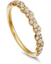 Astley Clarke - Linia Interstellar Diamond Ring - Lyst