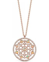 Astley Clarke - Large Icon Nova Opal Pendant Necklace - Lyst
