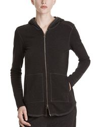 ATM - French Terry Zip-up Hoodie - Lyst
