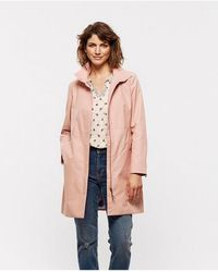 Part Two - Carvin Misty Rose Coat - Lyst