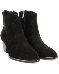 Ash - Heidi Bis Suede Boots - Lyst