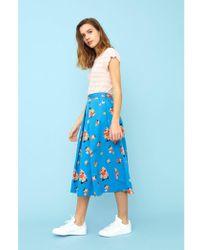 Emily and Fin - Alyssa Summer Blooms Skirt - Lyst