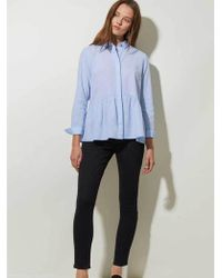 Great Plains - Chambray Shirt - Lyst