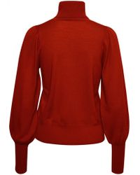 Part Two - Nell Pullover In Chilli Red - Lyst