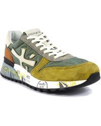 Premiata - Multicoloured Trainers - Lyst