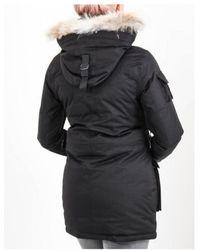 Nobis - Cindy Fur Hooded Coat - Lyst