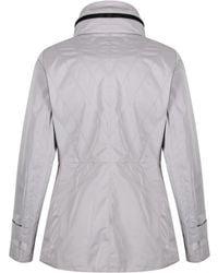 Creenstone - Women's Jacket With Packaway Hood - Lyst